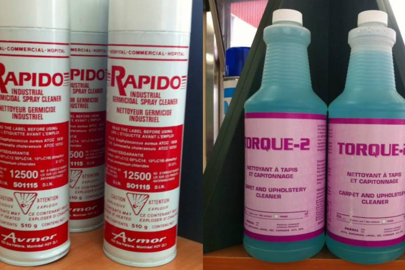 Produits Chimiques et Sanitaires Hygipro Inc