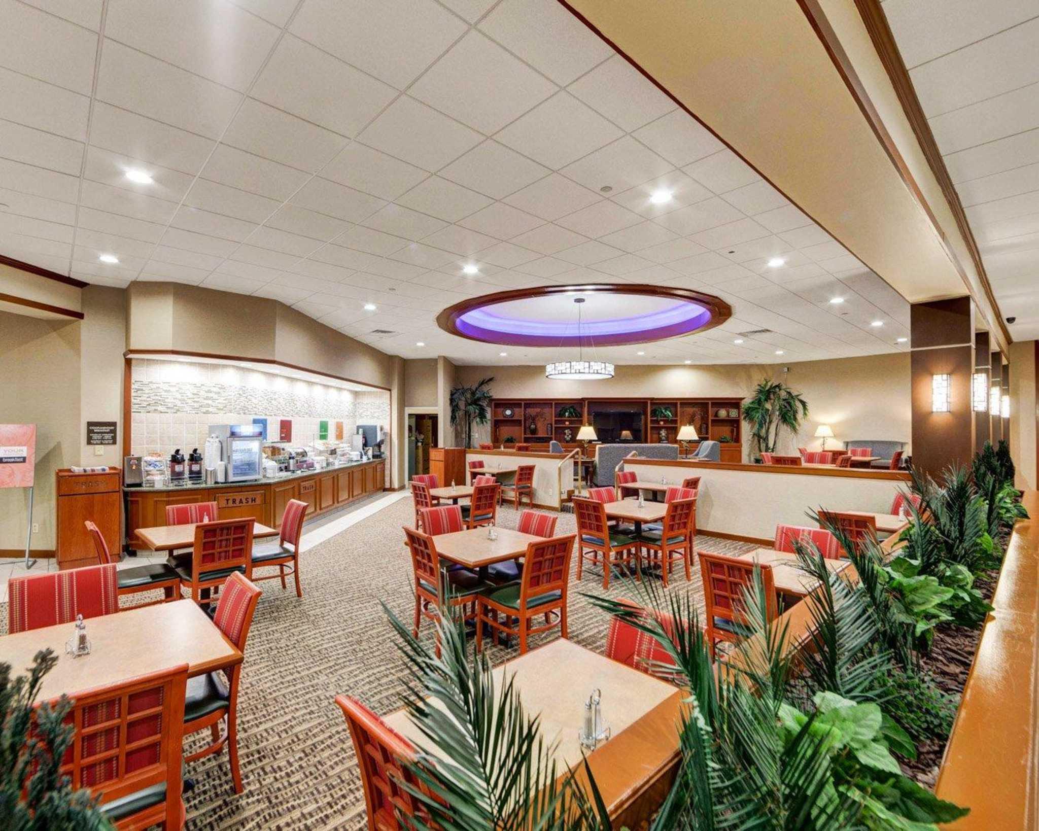 Comfort Inn & Suites Plano East image 33