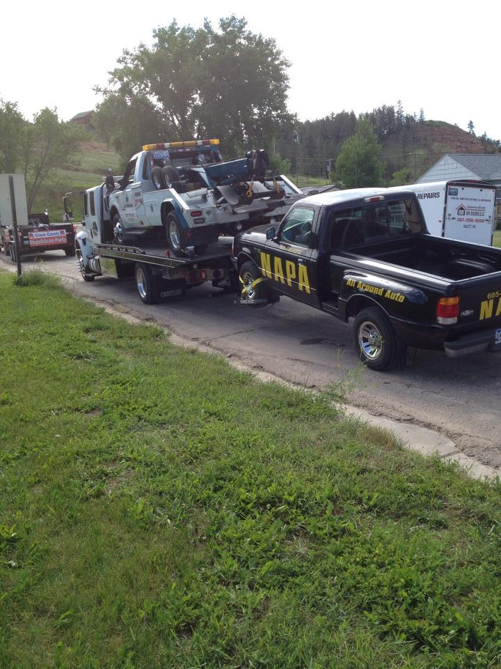 3J Towing image 8
