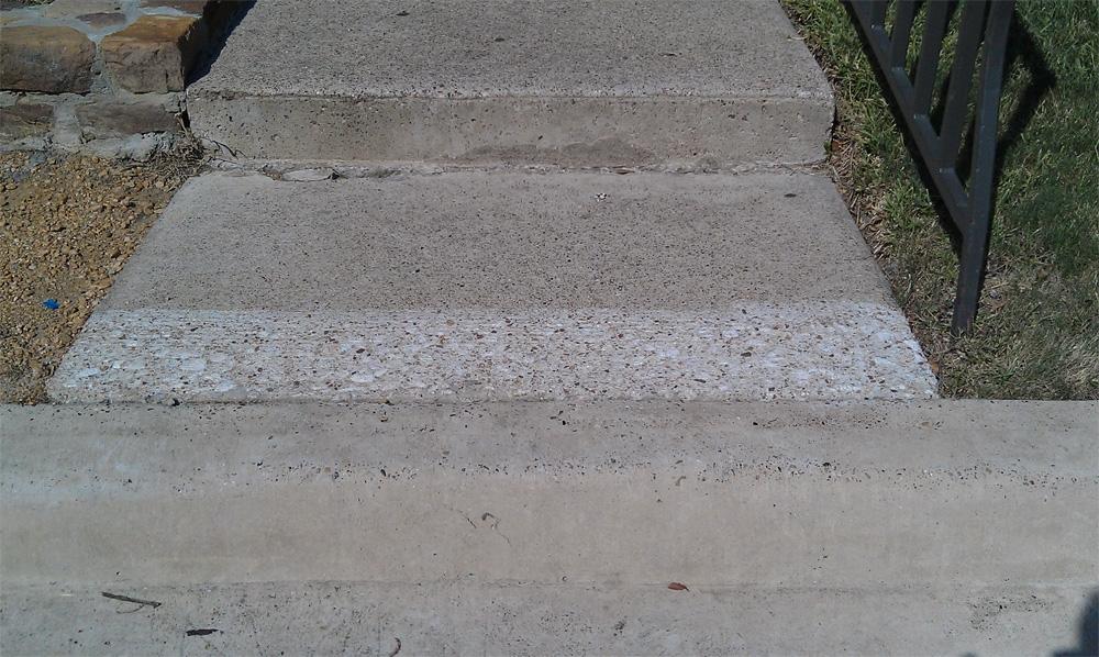 Concrete Sidewalk Grinding : Aaa walkway concrete grinding raising in dallas tx
