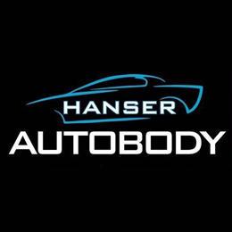 Hanser Autobody LLC Logo