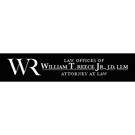 William T. Reece - Criminal Defense Attorney - ad image