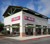 Exterior photo of T-Mobile Store at Ih-37 & S New Braunfels Ave, San Antonio, TX