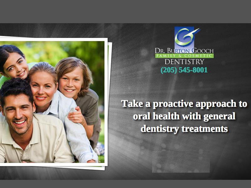 Dr. Burton Gooch Family & Cosmetic Dentistry | Birmingham, AL