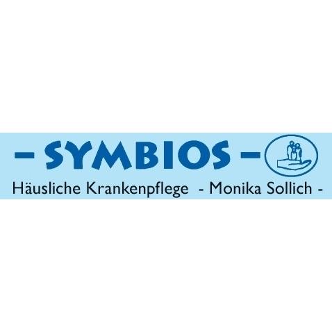 Logo von Monika und Nadine Sollich Symbios Häusliche Krankenpflege GbR