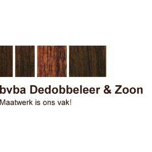 Logo Schrijnwerkerij Dedobbeleer & Zoon