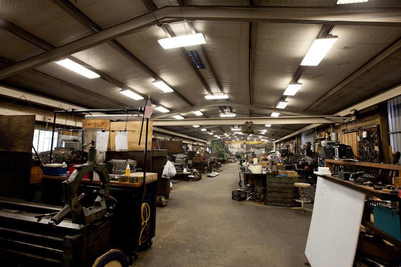 Lowrance Machine Shop image 11