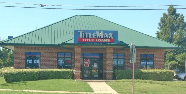 TitleMax Title Loans - Closed