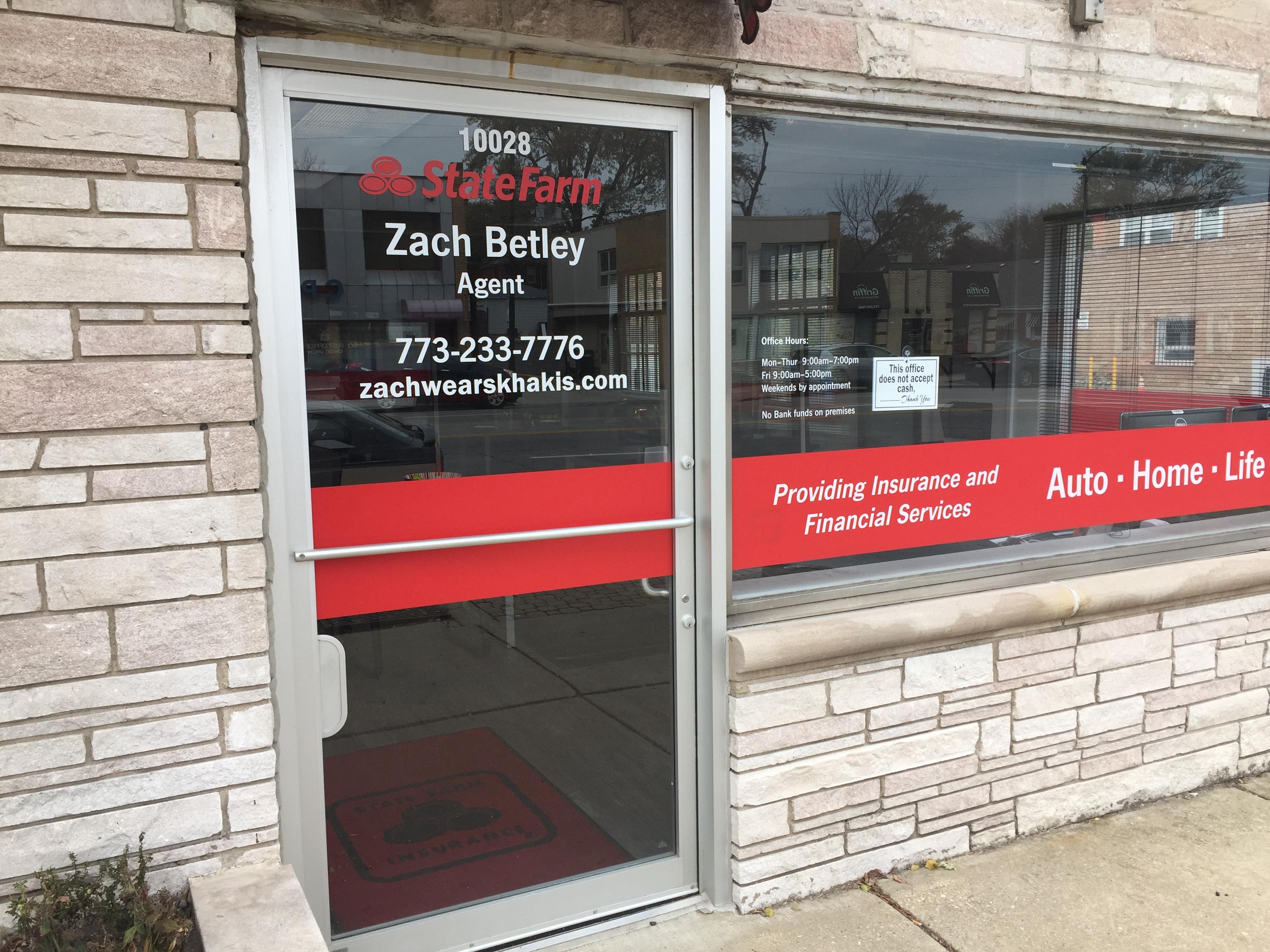 Zach Betley - State Farm Insurance Agent image 16