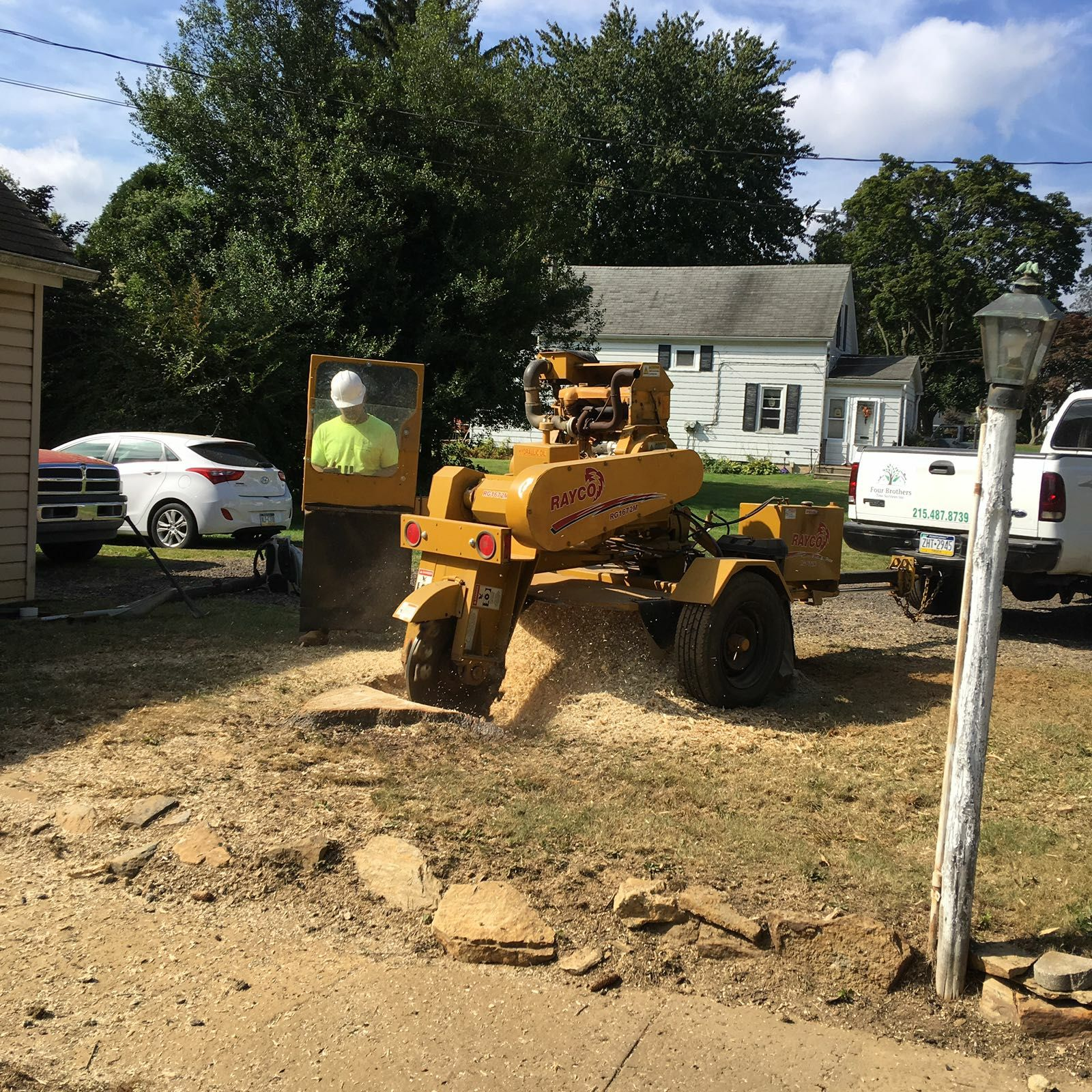 Four Brothers Tree Service Inc. image 34