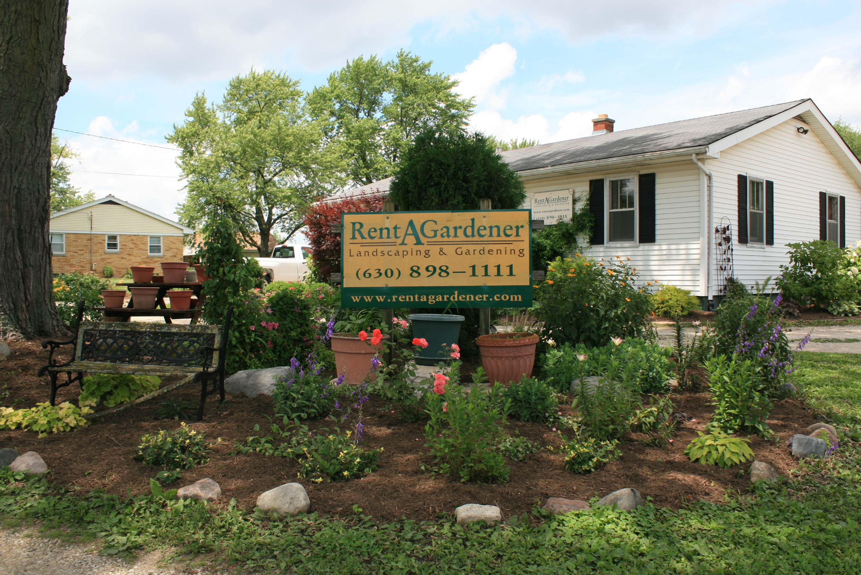 Rent A Gardener, Inc. image 0