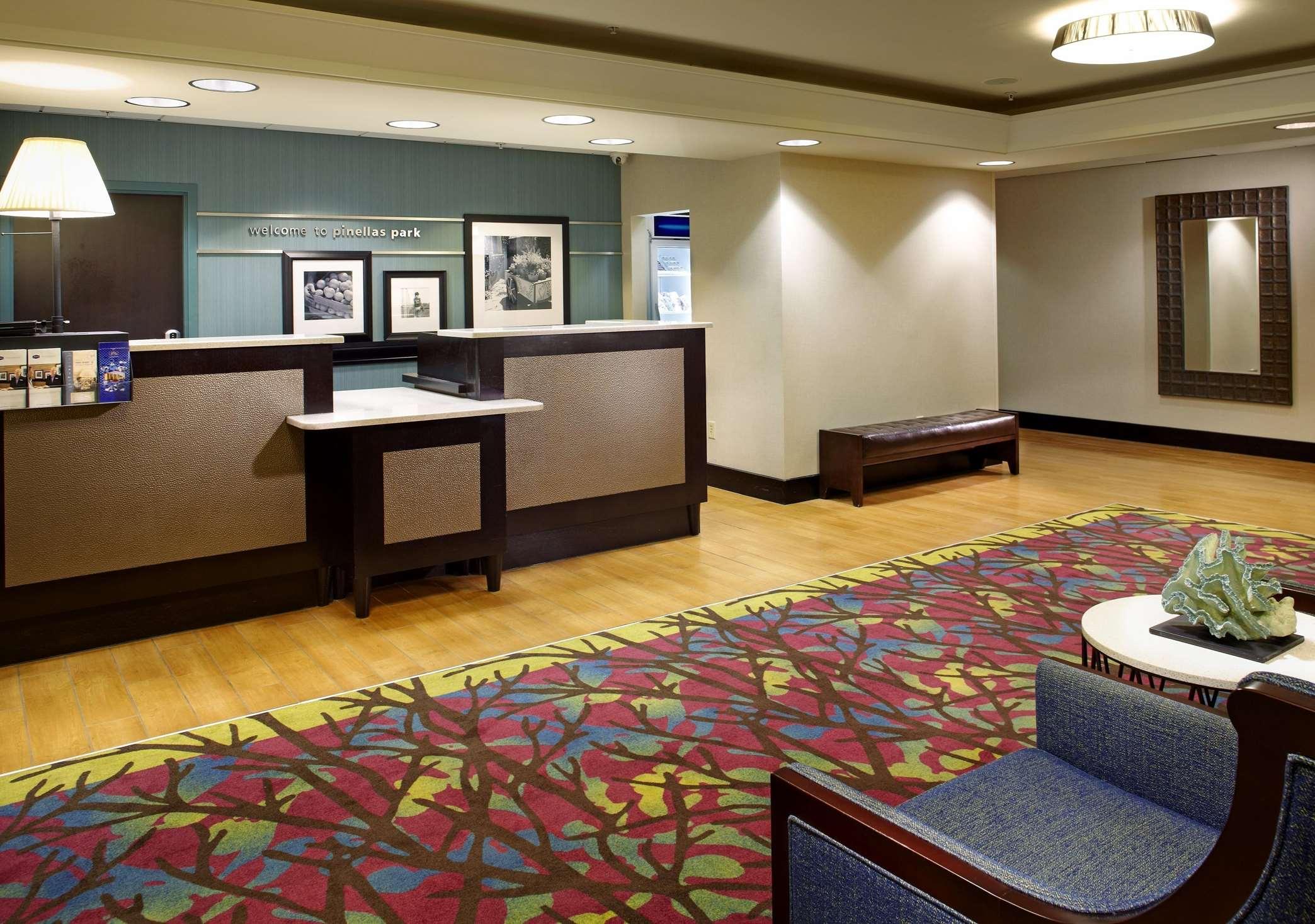 Hampton Inn & Suites Clearwater/St. Petersburg-Ulmerton Road, FL image 2