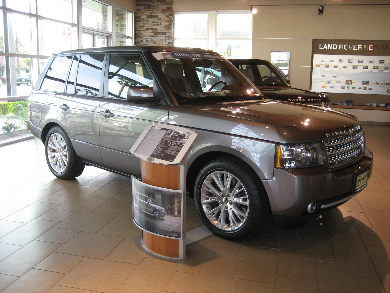 Land Rover Pasadena image 8