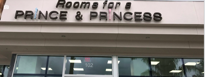 Rooms For A Prince And Princess