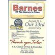 Barnes Tag Agency image 1
