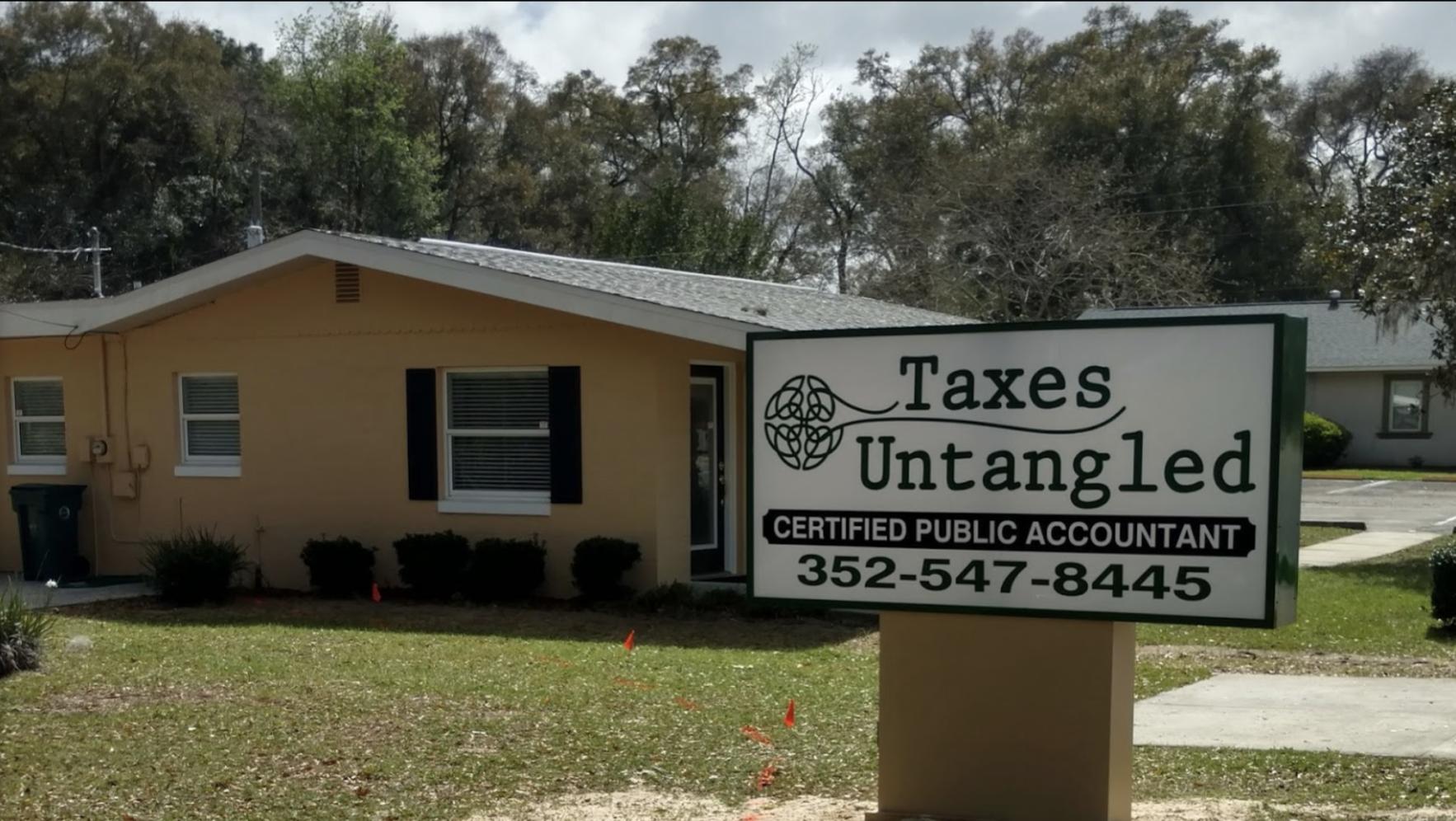 Taxes Untangled, Inc image 0
