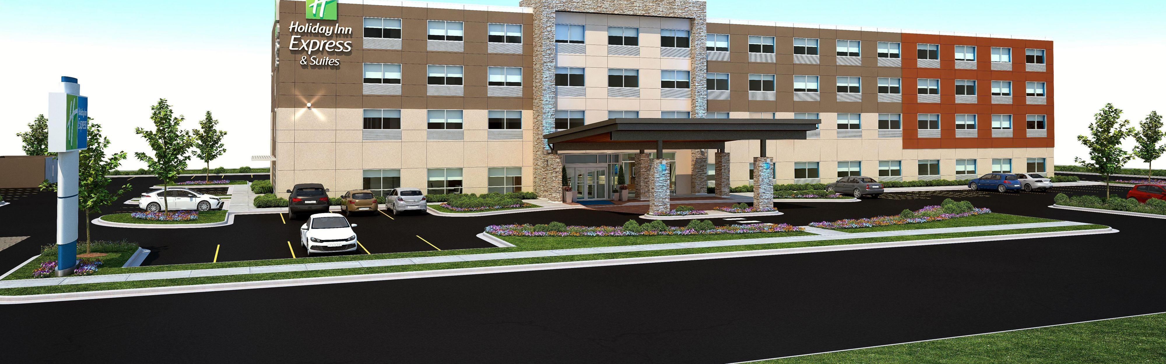 Holiday Inn Express & Suites Platteville image 0