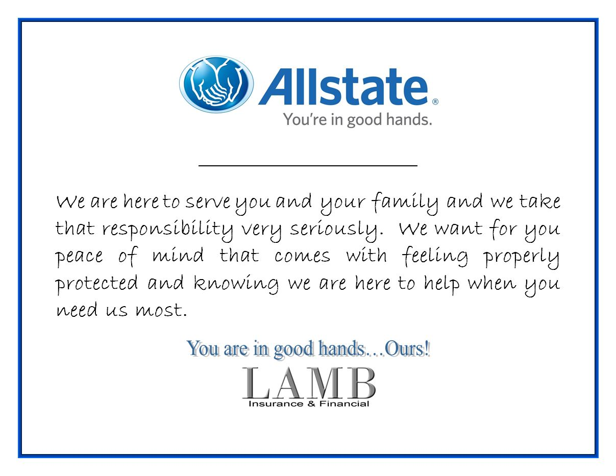 Mark A. Lamb: Allstate Insurance image 6