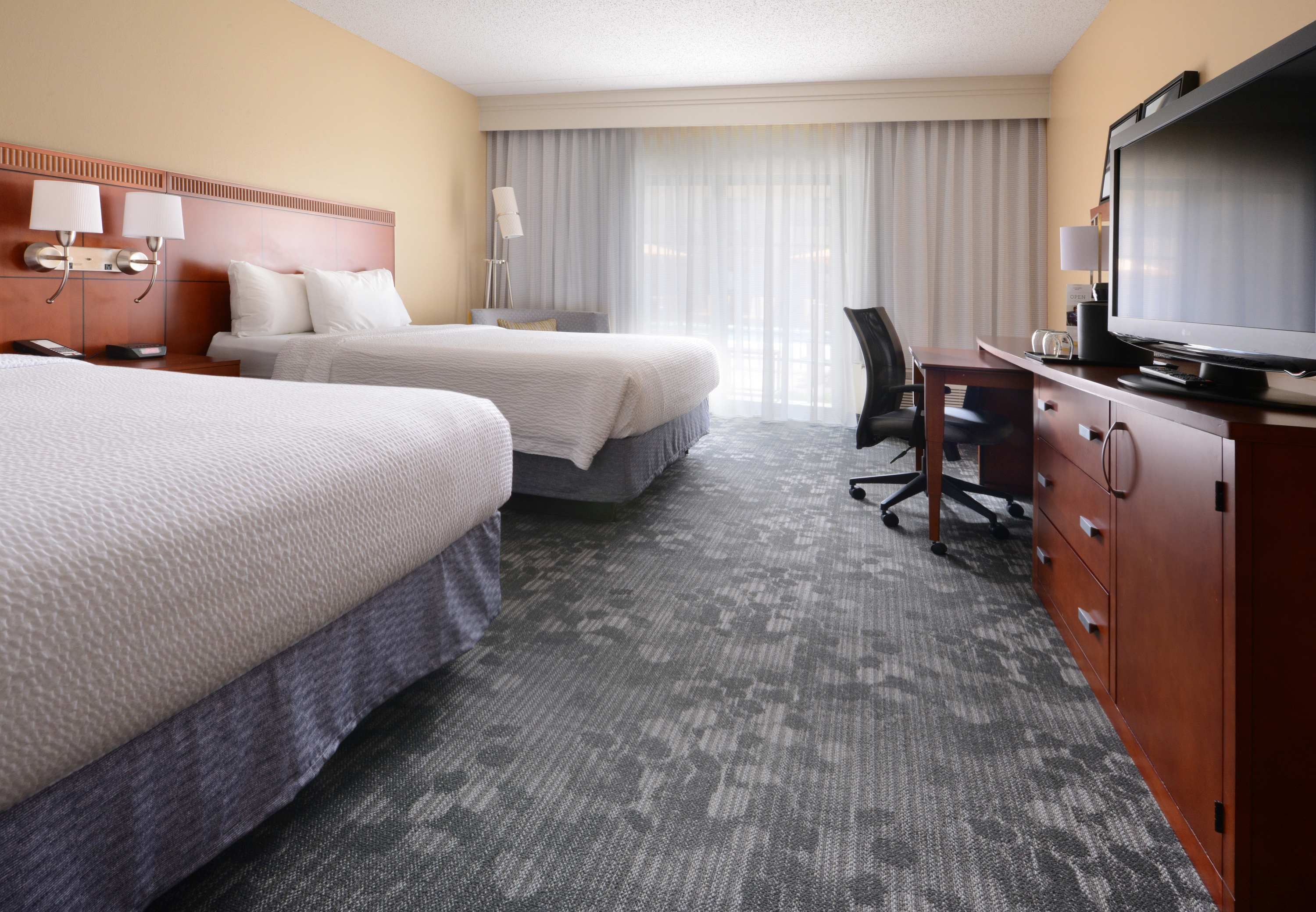 Courtyard by Marriott Dallas Richardson at Spring Valley image 2