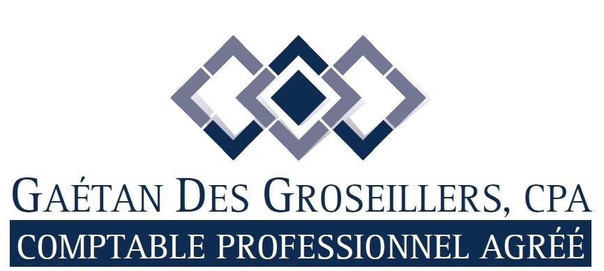 Gaétan Des Groseillers CPA à Laval
