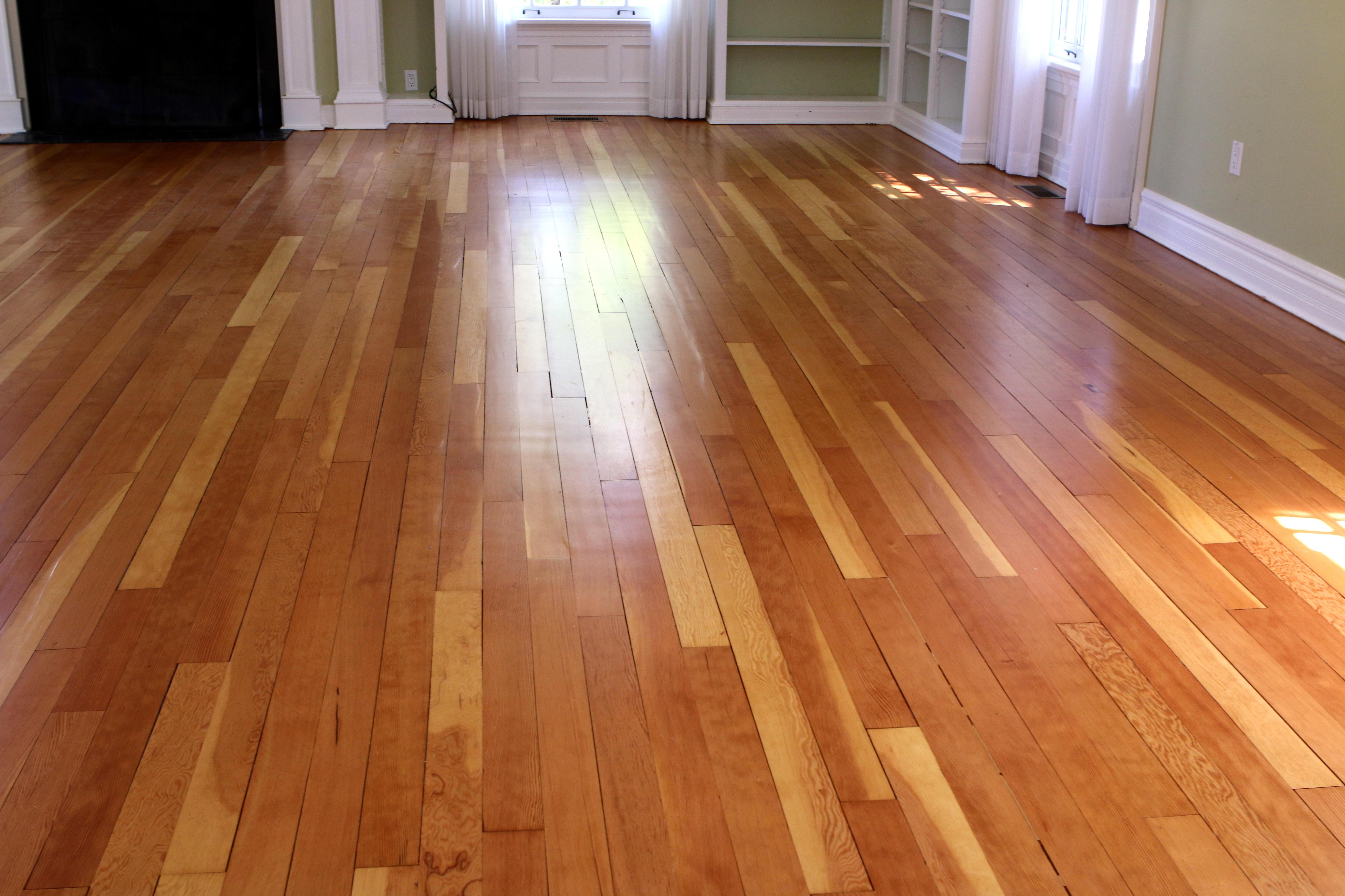Practical Renovations Wood floors image 2