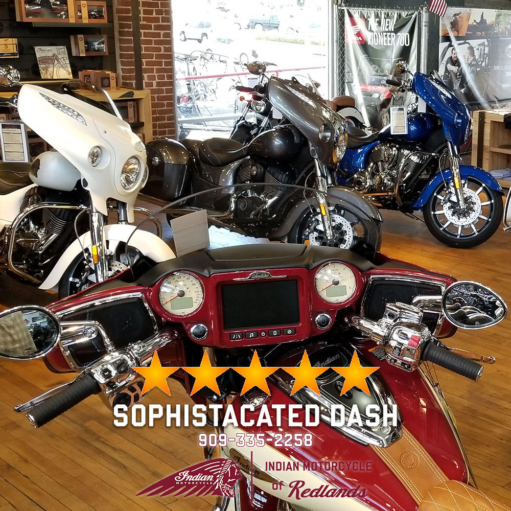 INDIAN MOTORCYCLE REDLANDS image 39