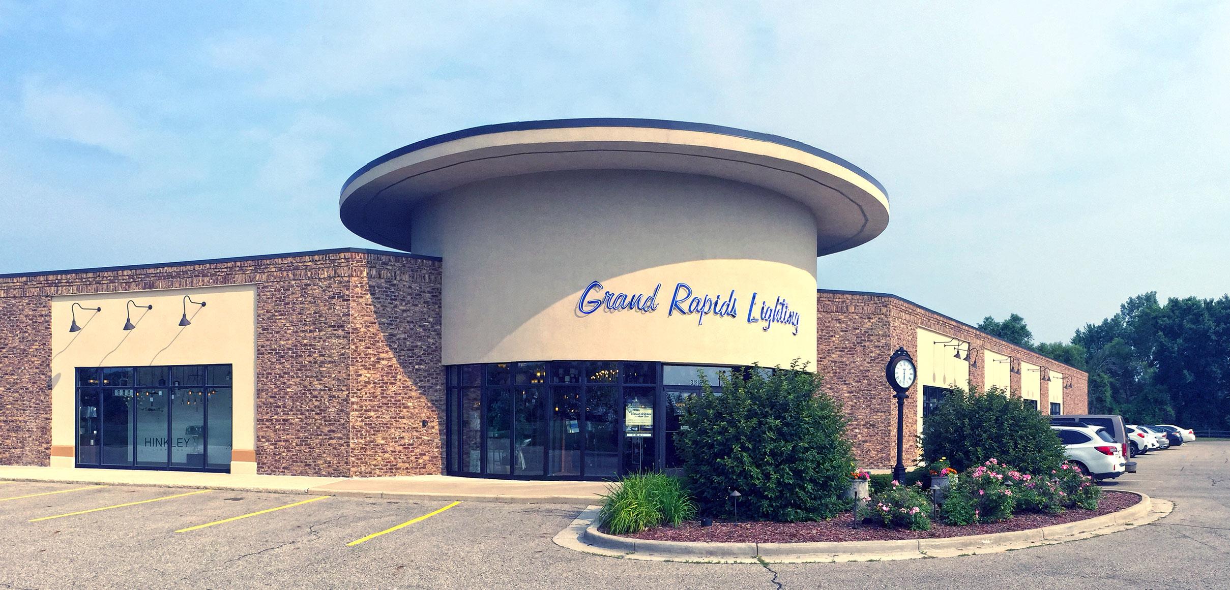 Grand rapids lighting center inc in mi
