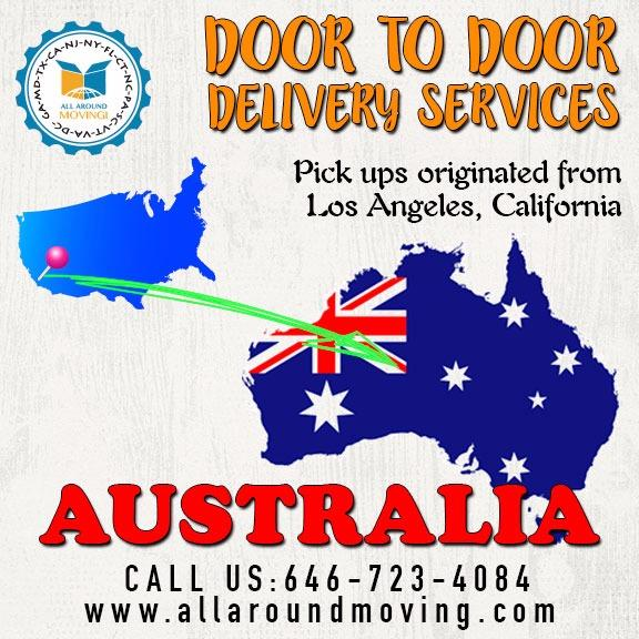 All around moving services company inc new york ny for Moving from los angeles to new york