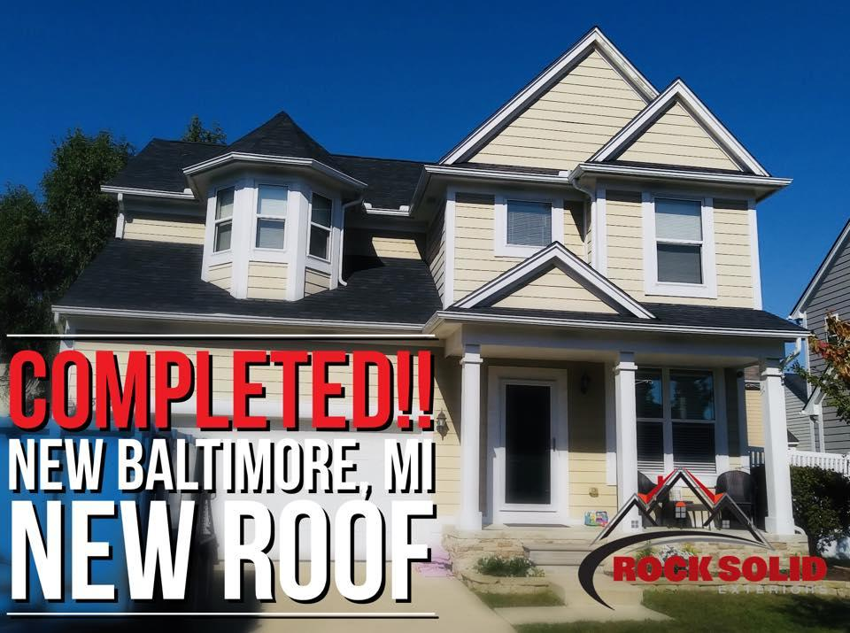 Rock Solid Exteriors - Roofers and Siding Contractors image 58