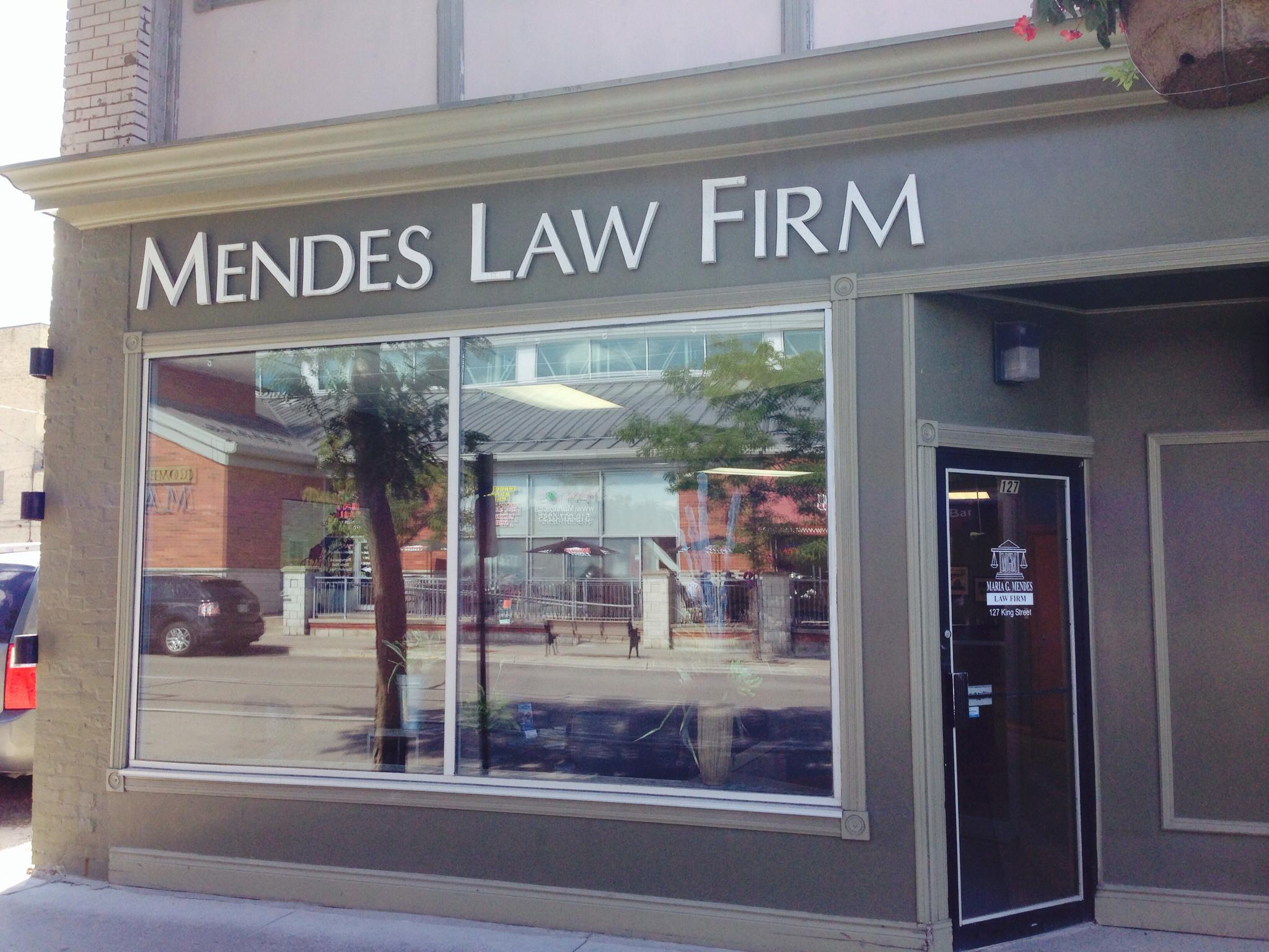 Mendes Law Firm in London