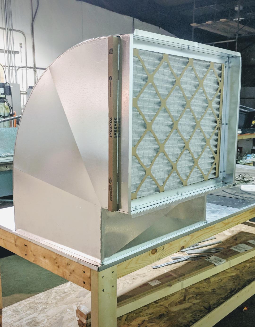 FabTek Custom Sheet Metal & HVAC image 2