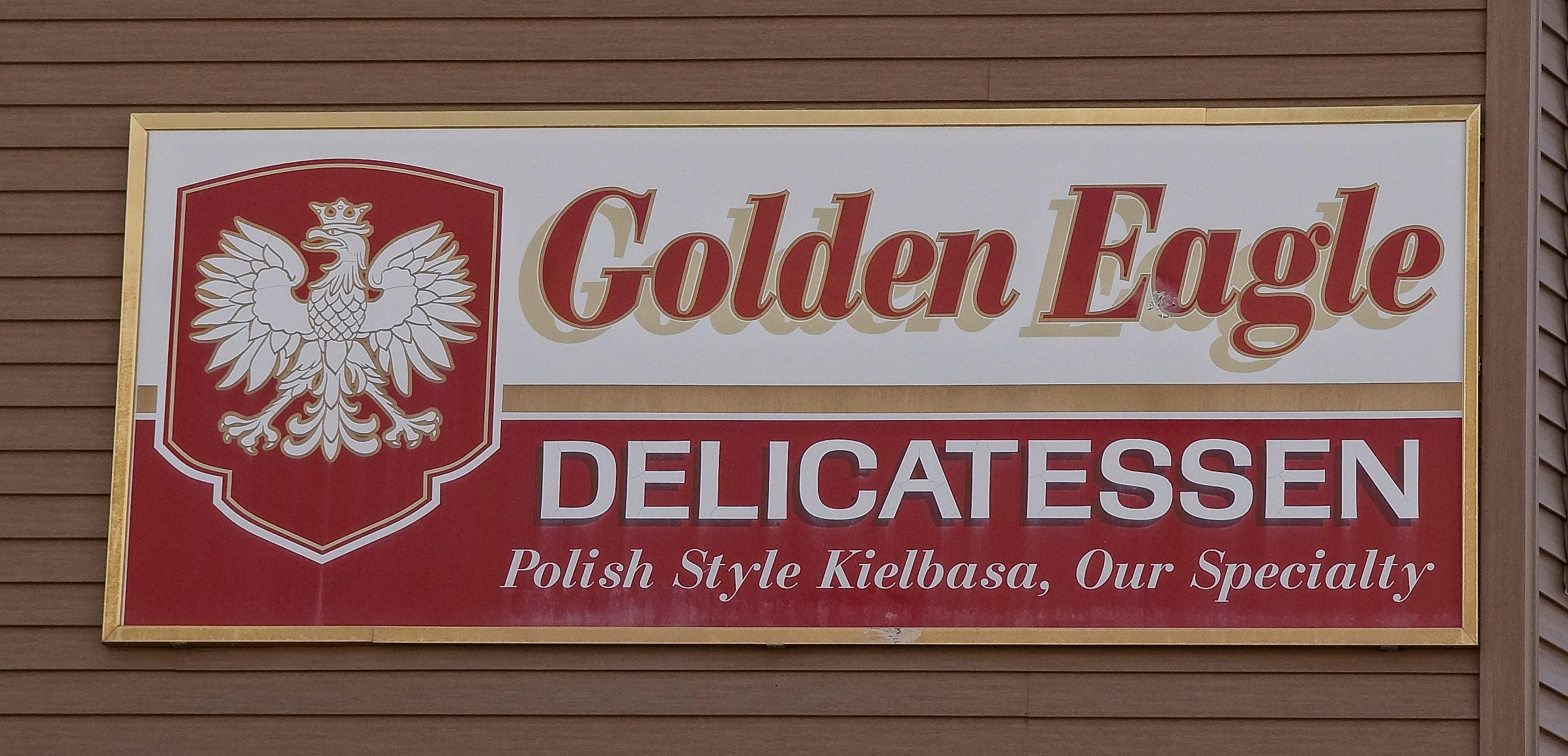Golden Eagle Deli