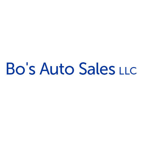 Bo's Auto Sales LLC