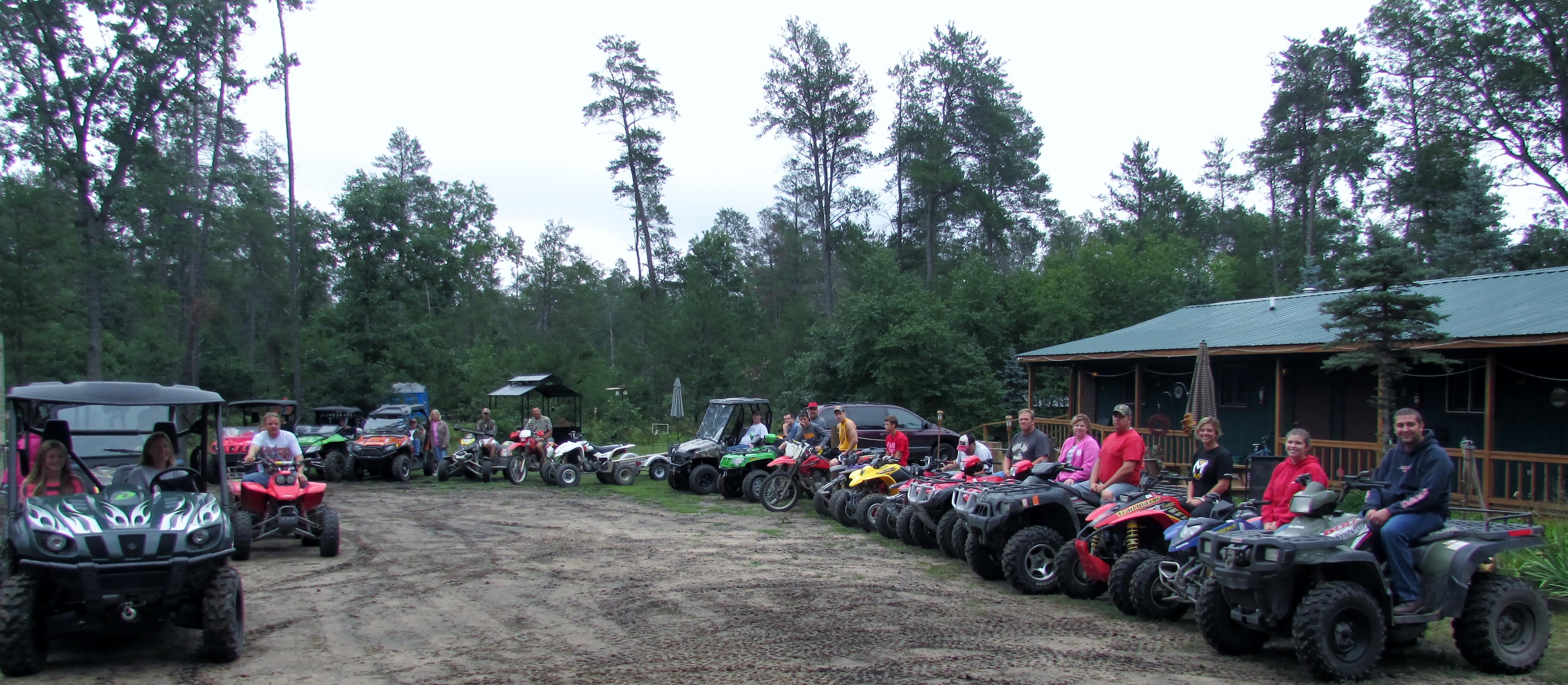 Best Bear Lodge & Campground Baldwin/Irons Area image 9