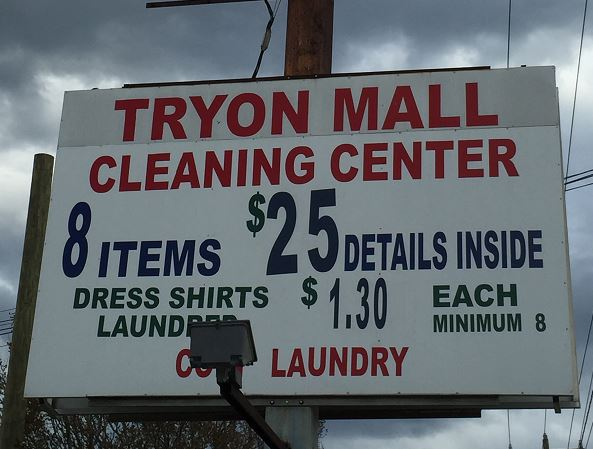 Tryon Mall Cleaning Center image 1
