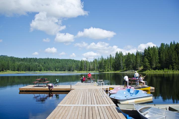 Newport / Little Diamond Lake KOA Holiday