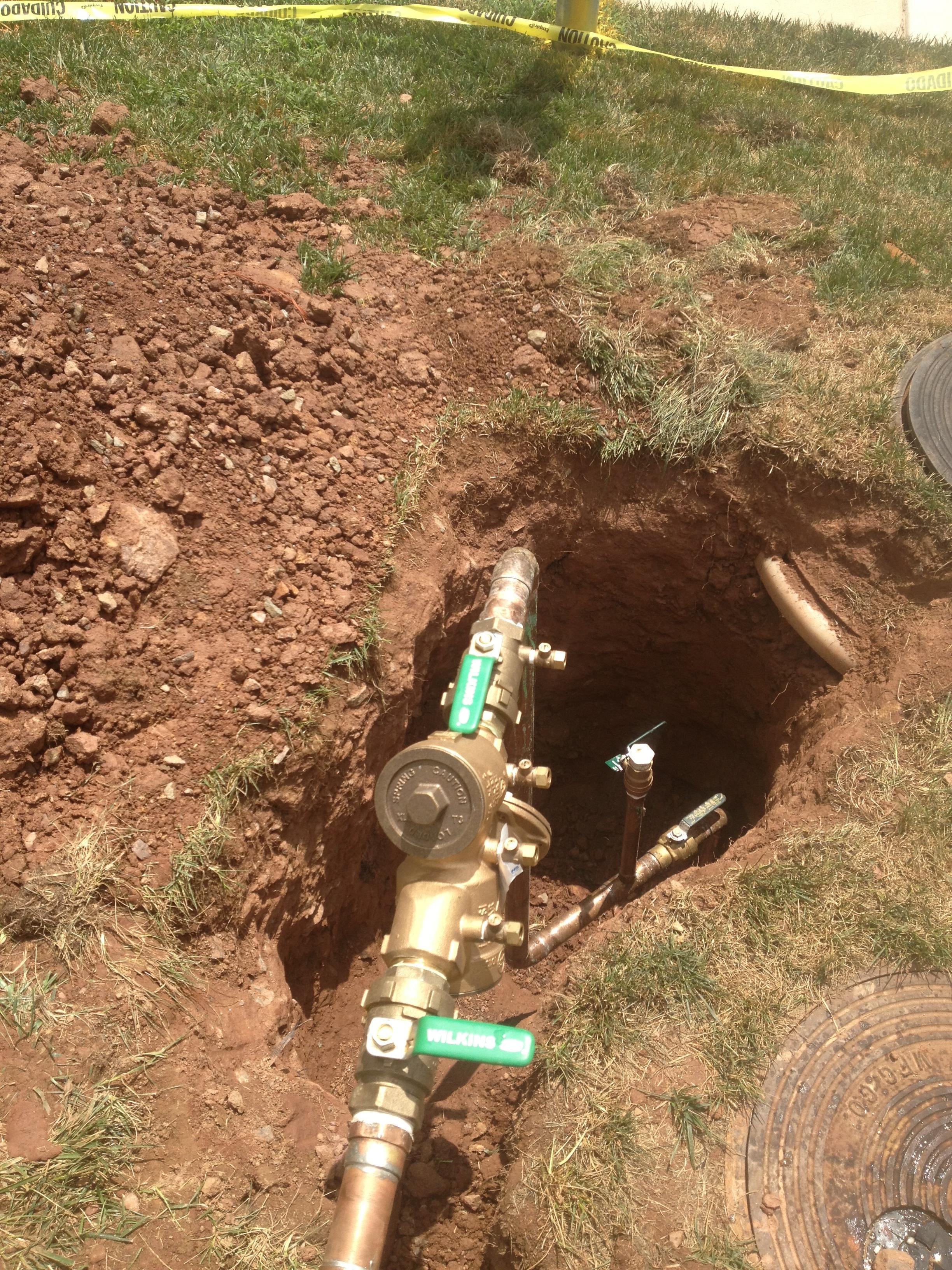AA Irrigations MD - ad image