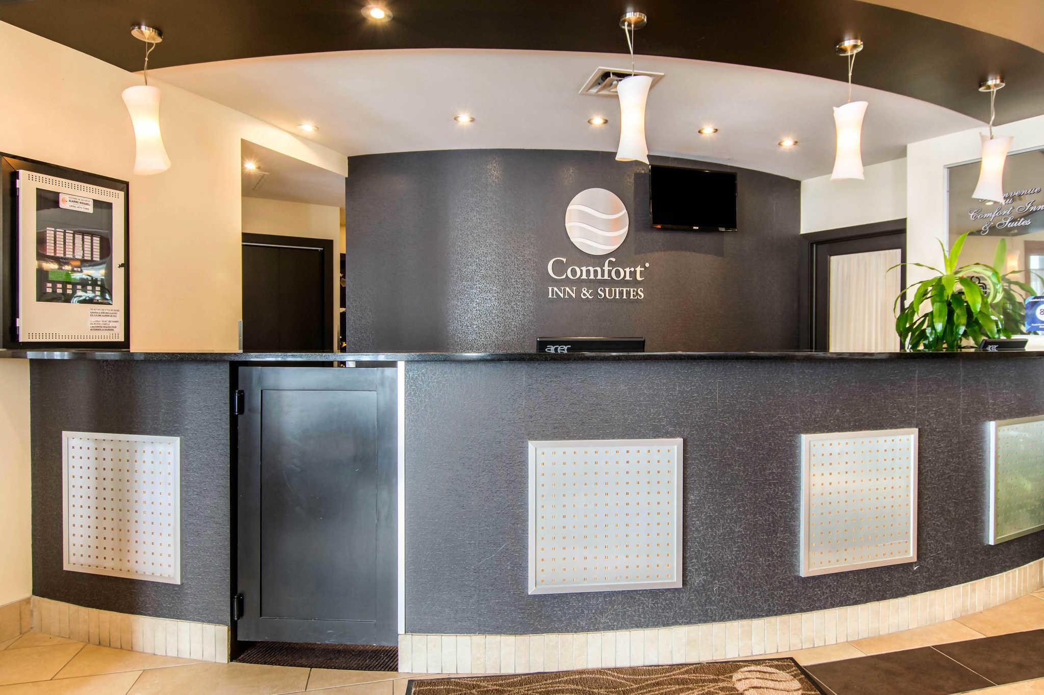 Comfort Inn & Suites à Saint-Jerome