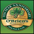 O'Brien's Irish Pub & Grill Plant City