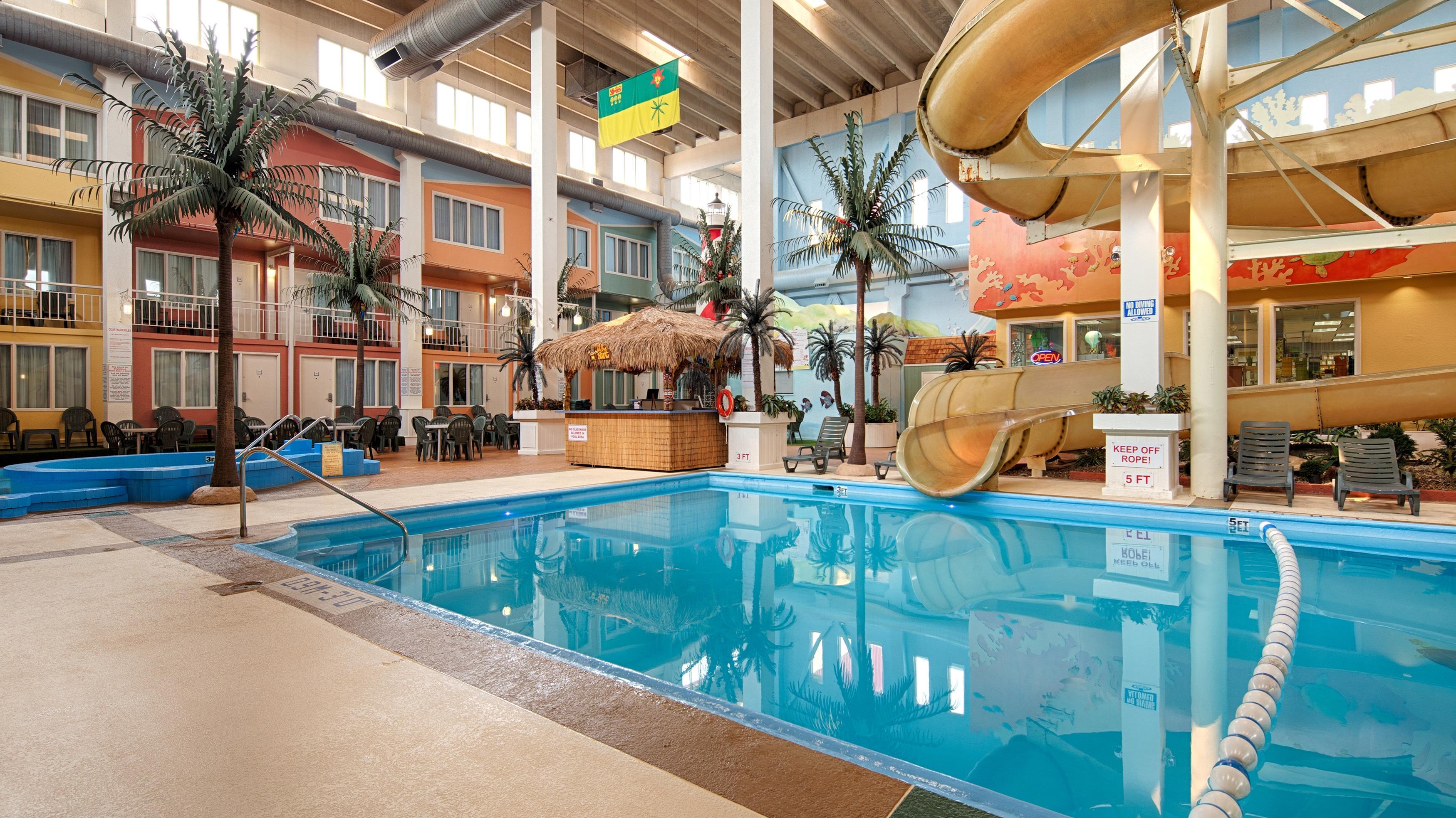 Best Western Seven Oaks Inn in Regina: Indoor Pool