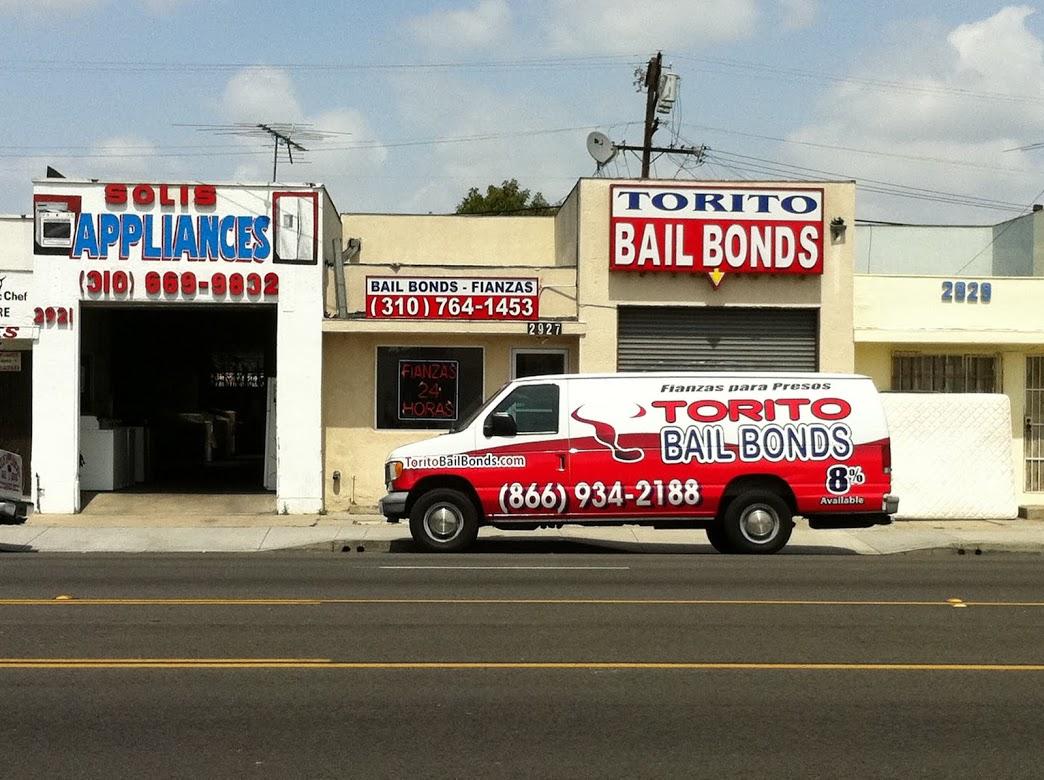Torito Bail Bonds - ad image