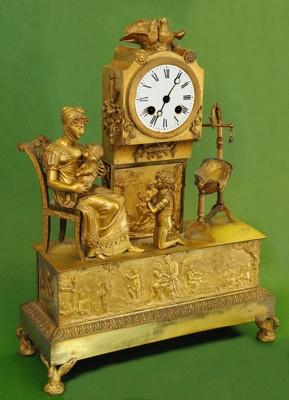 Blackstone Manor Clock Repair image 6