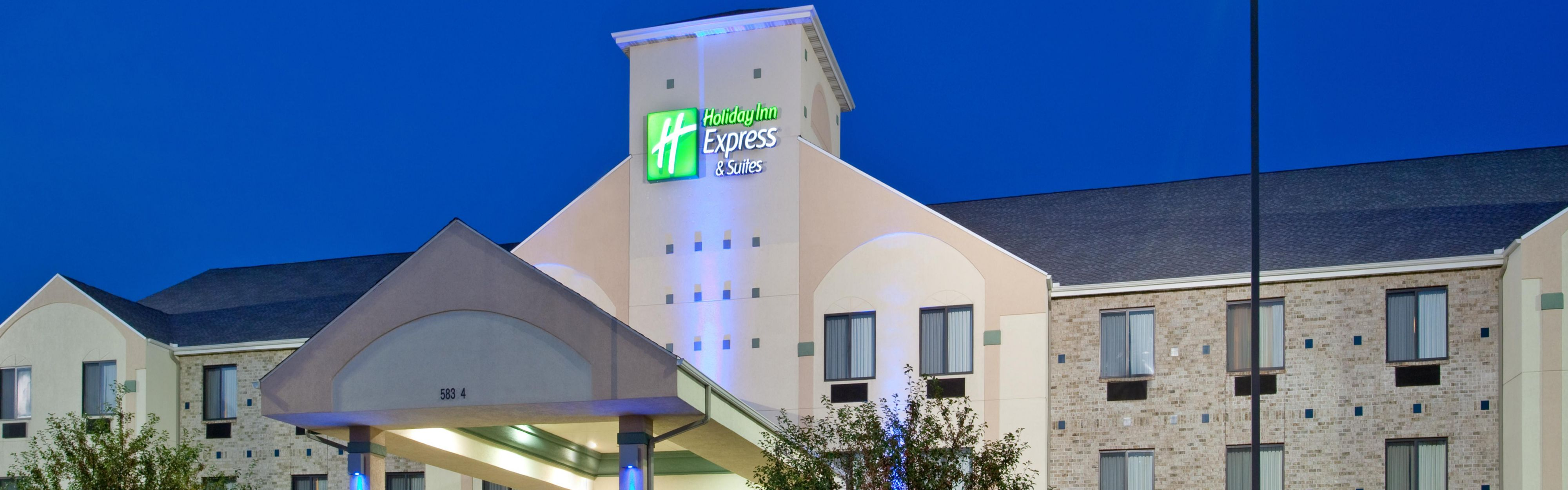Holiday Inn Express & Suites Elkhart-South image 0