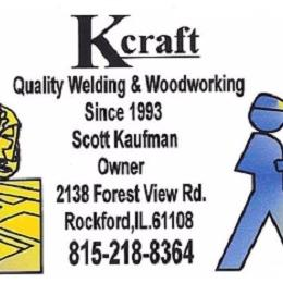 Kcraft Welding & Woodworking