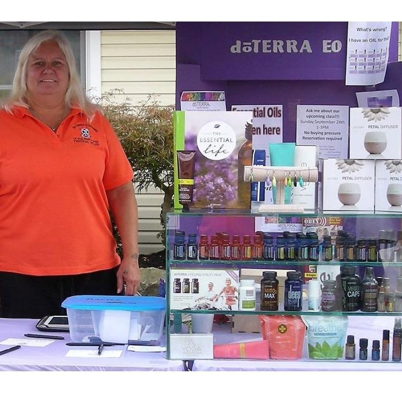 Discovering doTERRA with Debby
