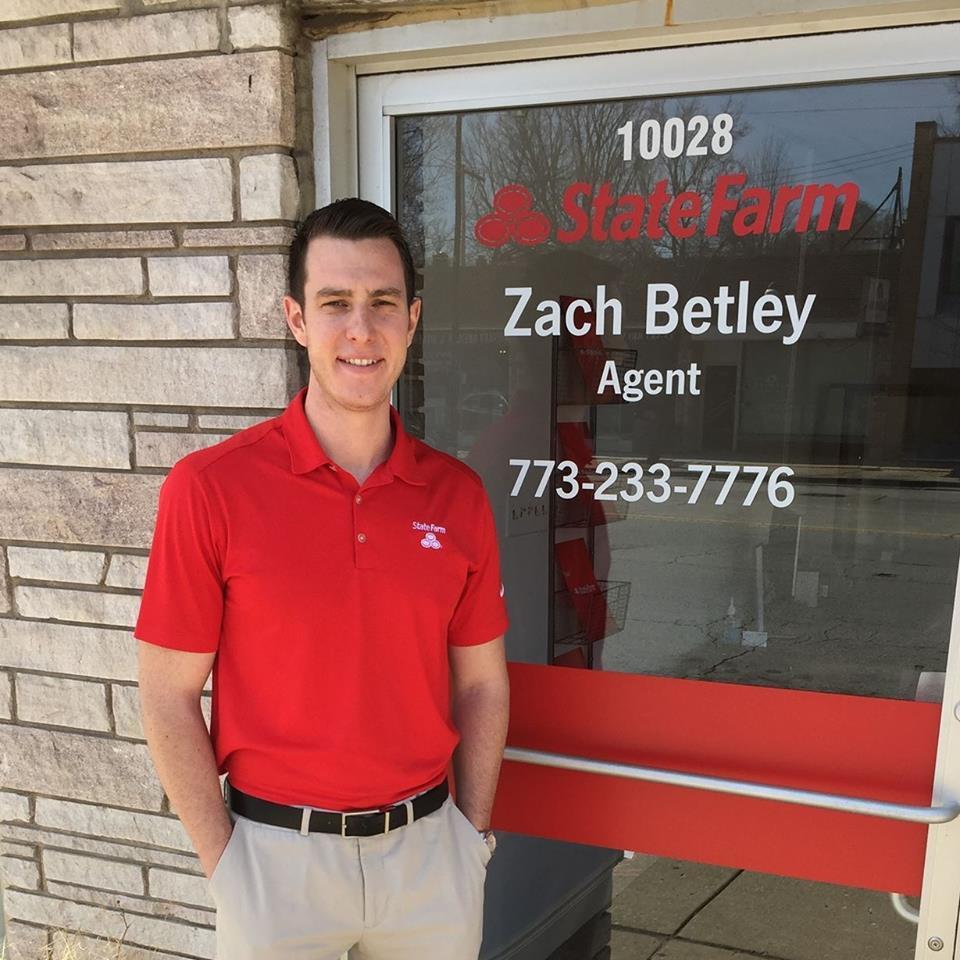 Zach Betley - State Farm Insurance Agent image 0