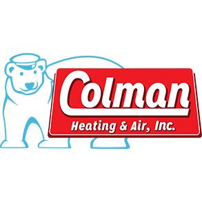 Colman Heating & Air, Inc.
