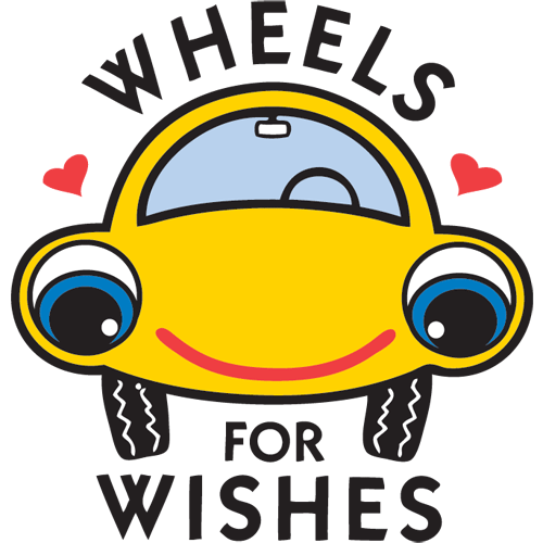 Wheels For Wishes Car Donation Benefiting Make-A-Wish