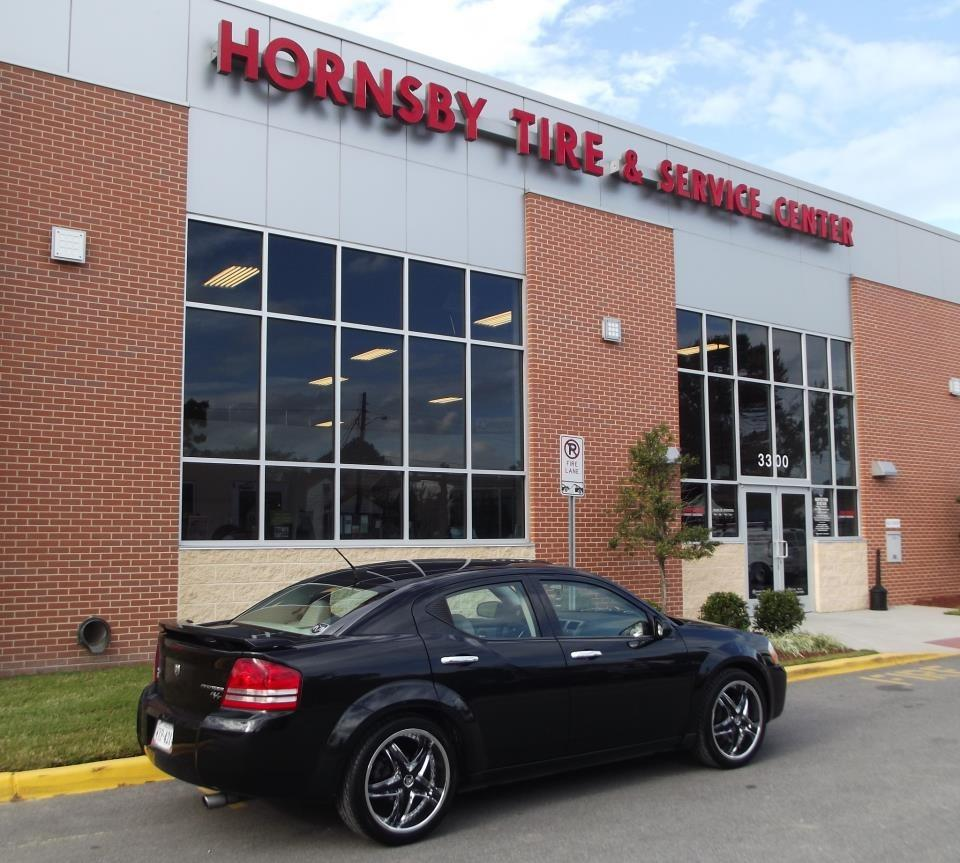 Hornsby Tire Pros & Service Center at 3300 Jefferson Ave ... Hornsby Tire
