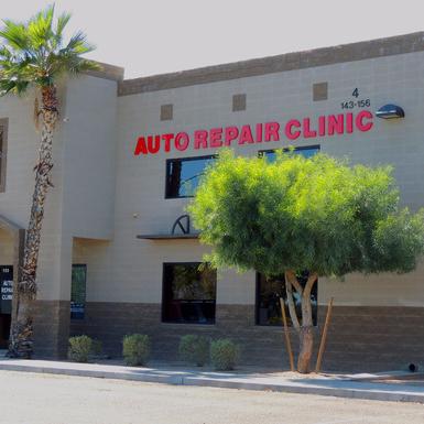 Auto Repair Clinic